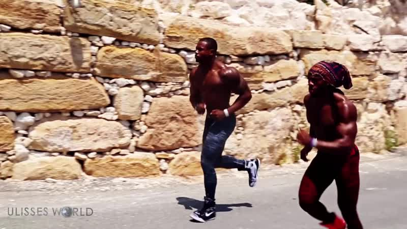 Ulisses Williams Jr and Simeon Panda - Cyprus Mountain Villa Workout | Seminar