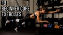 19 Beginner Core Exercises