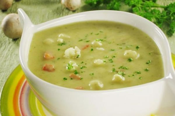 Суп пюре как приготовить рецепты с