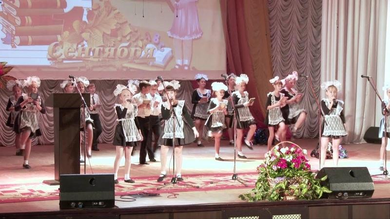 Новооскольское педагогическое сообщество отметило свой профессиональный праздник