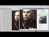 Урок по фотошопу - ШТАМП. Редактирование старинных фотографий. Удаление даты