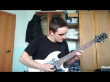 Black Sabbath - Paranoid (solo cover)