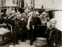 Emperor Nicholas II visits Paris - 1896