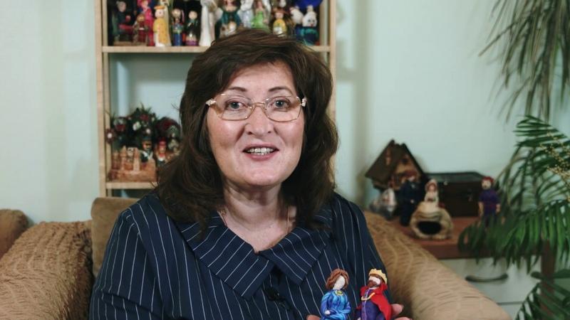 Приглашение на онлайн-тренинг «Знакомство с Куклотерапией»