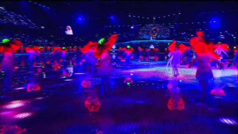 Opening of 2011 Asian Winter Games (11/14) Церемония открытия Зимних Азиатских игр 2011 г.(11/14)