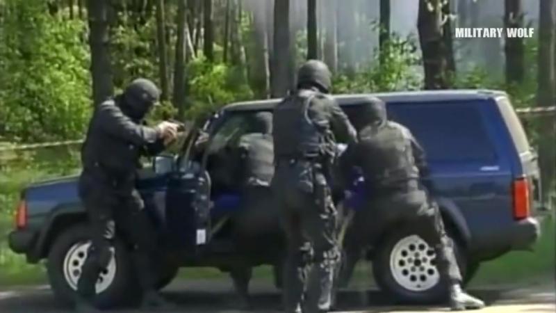 Центр специальных операций СБУ Антитеррор Армия Полиция Спецназ Альфа