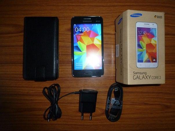 Продам Samsung Galaxy SM-G355H (Новый). Шёл в подарок к телевизору (че