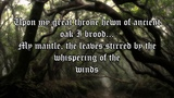 In The Raven-Haunted Forests Of Darkenhold, Where Shadows Reign... - Bal-Sagoth.