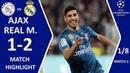 Ajax vs Real Madrid 1-2 || Extended Highlights & Goal 2019 HD