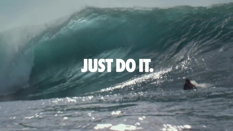 Nike представляет Just Do It Безграничные возможности (Part 2)