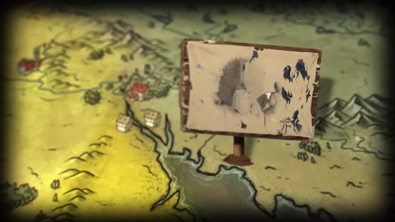 Сюжетный трейлер игры Crossroads Inn!