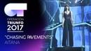 CHASING PAVEMENTS - Aitana   OT 2017   Gala 8