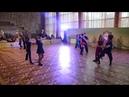 ХАСТЛ, Discofox, Siberian Fest 2018, ДнД Beginner 12 финала, заход 3, танец 2