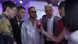 CNCO talk Backstreet Boys and new music Latin Billboards 2019 Red Carpet