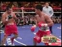 Manny Pacquiao Vs Marco Antonio Barrera II Highlights