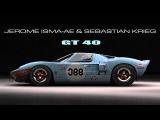 Jerome Isma-Ae &amp Sebastian Krieg - GT 40 JeeSirupMusic - TEASER