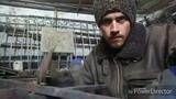 Гродненский кузнец Алексей Клеймёнов делает заклёпку по-холодному.