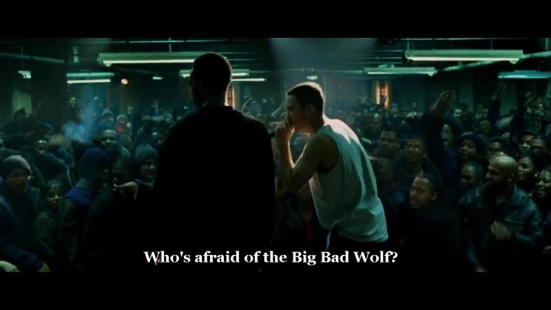Eminem's rap battle | vk.com/doyaspeakit