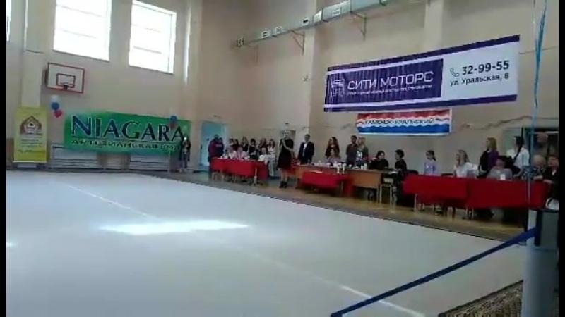 Турнир на призы ЗТР Анны Вячеславовны Дьяченко