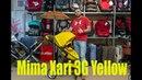 Mima Xari 3G Yellow Limited Edition - обзор дизайнерской детской коляски