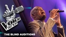 René Bishop – Unchained Melody   The Voice Senior 2018   The Blind Auditions