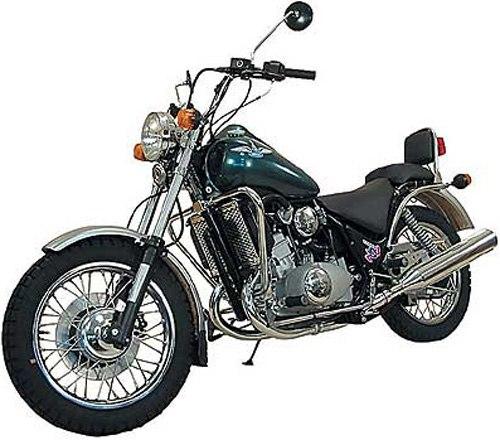 мотоцикл мини крузер иж корнет: