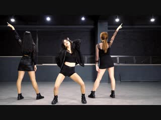 JENNIE 제니 - SOLO 솔로 ¦ 거울모드 커버댄스 Dance Cover _⁄ Cover by 세영 진희 하연 SeYoung JinHee HaYeon (Mirror Mode)