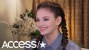 Nutcrackers Mackenzie Foy Recalls Memories Of Filming Breakout Role In Twilight Saga Access