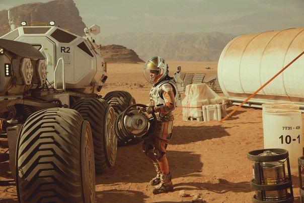 «Марсианин» Ридли Скотта имеет все шансы стать одним из важнейших фильмов года
