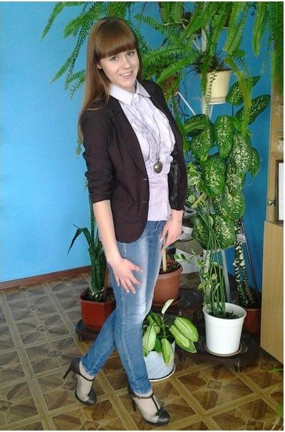 Марина Селиверстова, 21 октября 1995, Белгород, id33523564