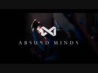 Absurd Minds - Zeropoint