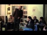 Александр Положинский и Славик. Импровизация на Вільній Хаті. 16.12.2014