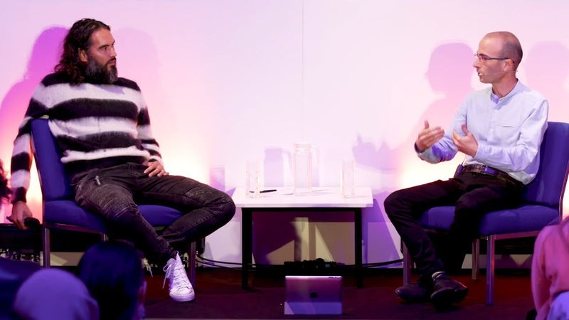 The Future of Education - Yuval Noah Harari Russell Brand - Penguin Talks