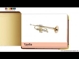 звуки музыкальных инструментов смотреть или кто