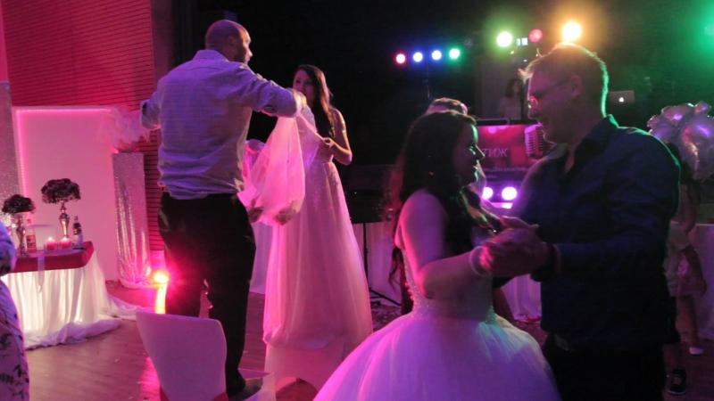 Свадьба Николая и Кристины.