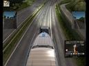 68 Euro Truck Simulator 2 Ольга Дальнобоищик 1 ий раз с новым рулём T300 RS