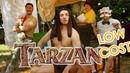 TARZAN Low Cost Alex Ramires Guests