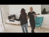 Когда очень голоден, но партнёрша хочет танцевать сальсу!