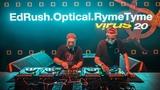 Ed Rush &amp Optical feat MC Ryme Tyme @ Virus 20 Budapest by Bladerunnaz