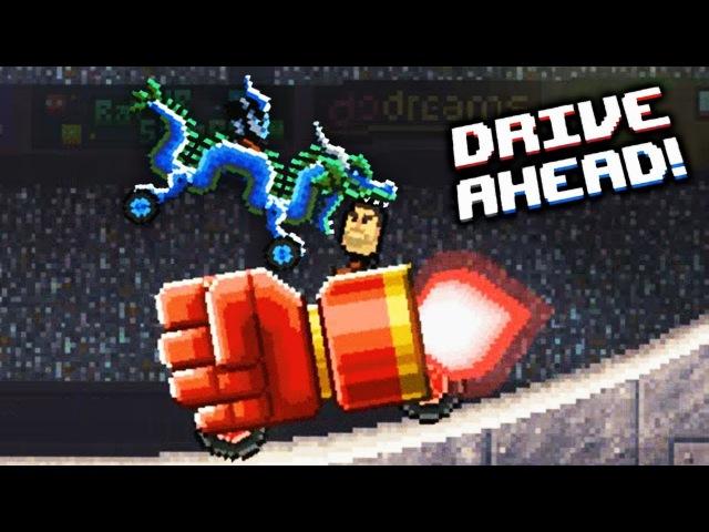 Drive Ahead БИТВА С РАЗРАБОТЧИКАМИ Мульт игра для детей про БЕЗУМНЫЕ ГОНКИ на БЕШЕНЫХ...