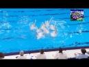 Золото в произвольной программе на ЧЕ 2018 синхронное плавание Что может человеческое тело.. девчонки - Вы Супер!