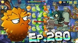 Plants vs. Zombies 2 Evil potions boost zombies - Dark Ages Night 17 (Ep.280)