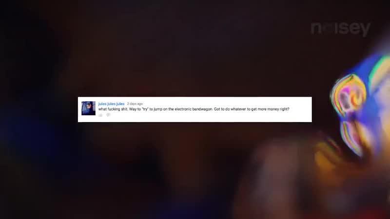 Asap rocky read comments under L$D