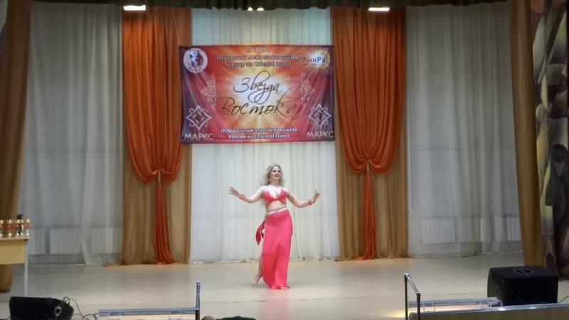 Сысоева Галина ~ МАРКС ~ Sysoeva Galina ~ Профессионалы 1место