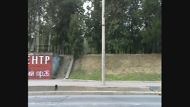 Дроп трансфер Светлановская пл. 2008г.