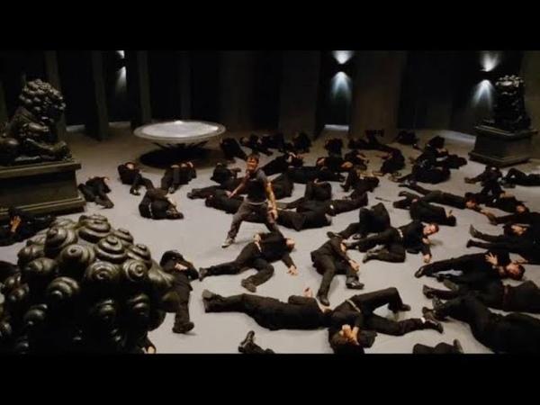 The Protector (2005) Tony Jaa Fight Scene 5 HD