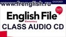 Oxford English File Fourth edition Elementary Class Audio Unit 01