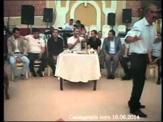 Üst-Üstə Düşür 2014 - Pərviz, Rəşad, Vüqar, Mirfərid, Aydın və.b Cahangeştin toyu Meyxana