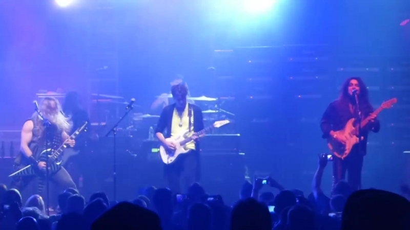 Highway Star Steve Vai Malmsteen Zakk Wylde@Count Basie Red Bank, NJ 5_9_16