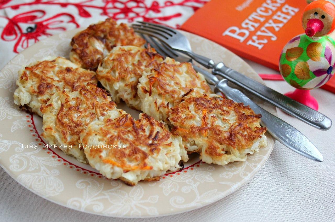 Постные капустные котлеты - пошаговый рецепт с фото на Повар. ру